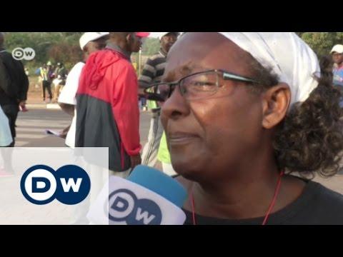 Regierungskrise in Guinea-Bissau | DW Deutsch