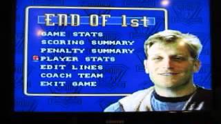 Brett Hull Hockey 95 For The Super Nintendo