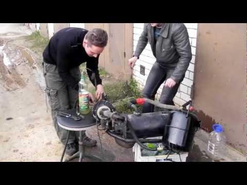 Предпусковой подогреватель ПЖД-600 пробный пуск