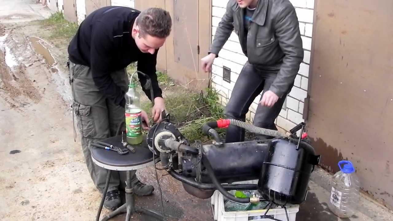 установка подогрева тосола ваз инструкция