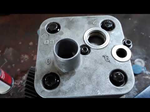 Como reparar compresor de aire / Mercedes Benz  AXOR / thumbnail