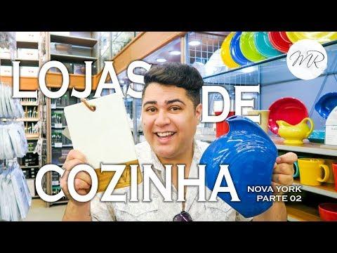 Lojas De Cozinha  - Nova York 02 ( Whisk, Fishs Eddy, Bed Bath & Beyond E Marshalls )