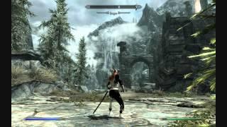 Repeat youtube video Skyrim - Bleach Mod