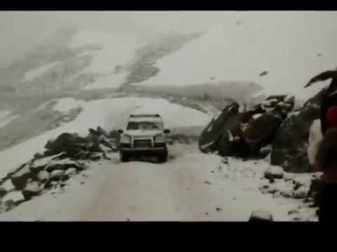 Sach Pass | Chamba | Himachal Pradesh | World's most dangerous road | We Are Himachali