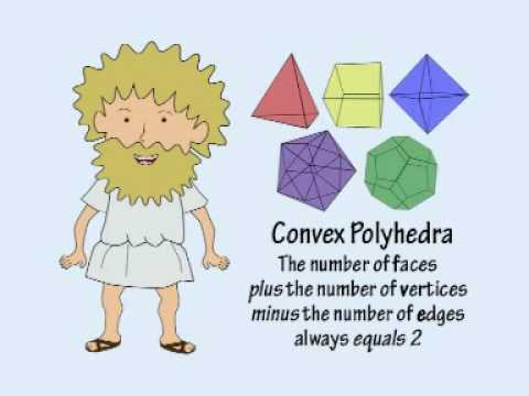 Platonic Solids by Peter Weatherall - YouTube