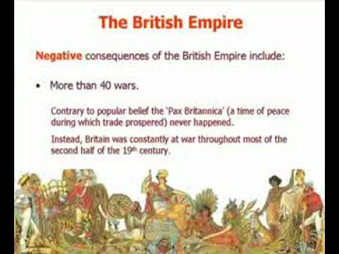 The British Empire - The Full Story from 1713 to 2008