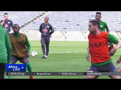 South Africa launches preparations with four-nation tourney