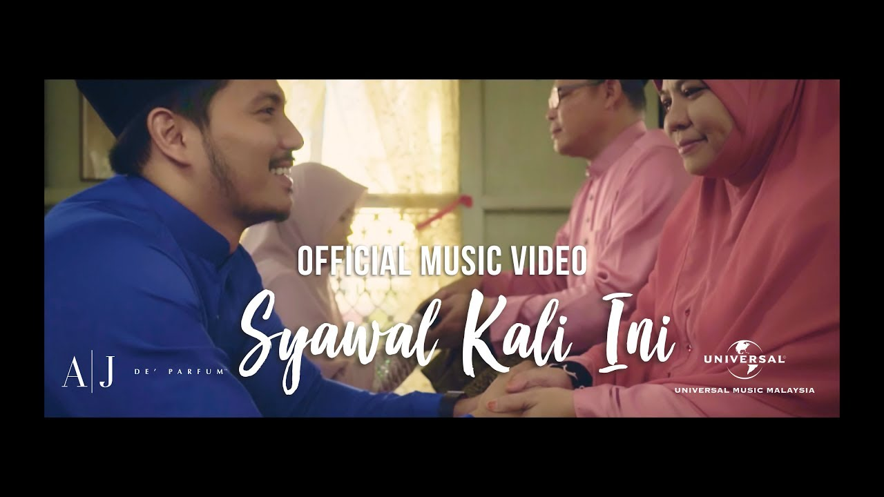Fattah Amin - Syawal Kali Ini (Official Music Video) #1