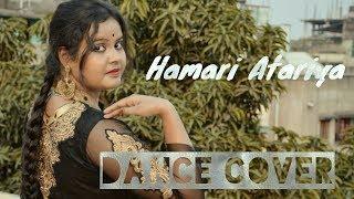 HAMARI ATARIYA PE DANCE    KATHAK    DANCE COVER