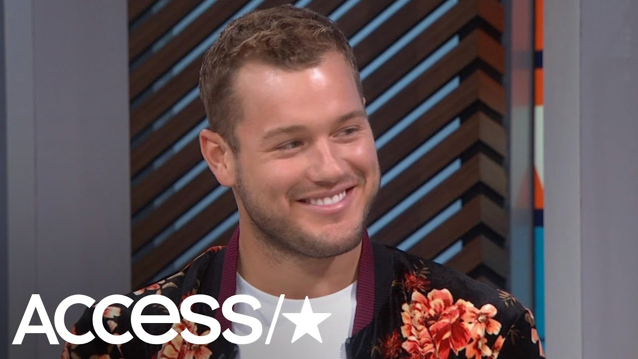 Colton Underwood Says Being A Virgin On The Bachelorette Is Way