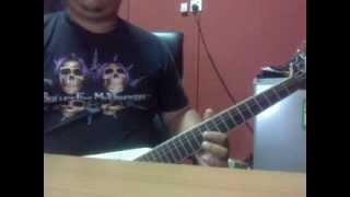 Roman Cinta Mojo guitar cover