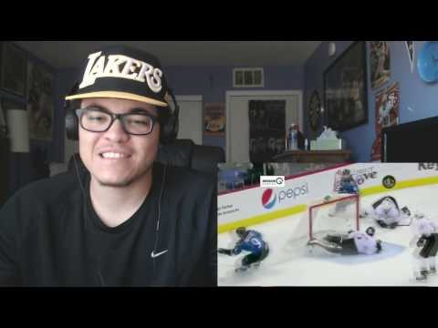 The NHL's Best Dangles, Snipes, Passes, and Goals REACTION!