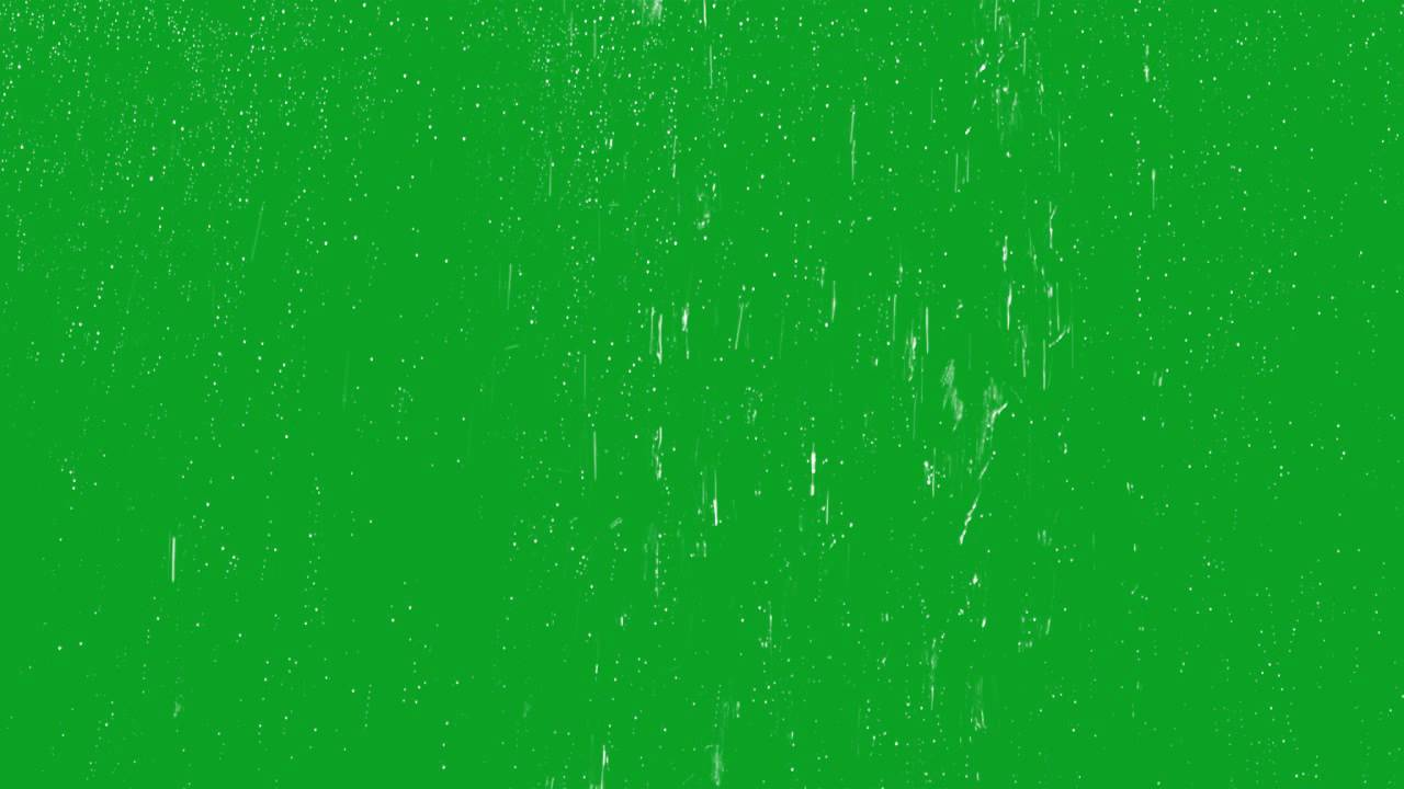 how to clean green screen in after effects