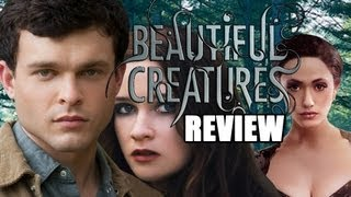 Beautiful Creatures Movie Review - The Black Couch Episode 21