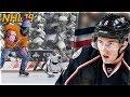 Playing NHL 19 with Zach Werenski