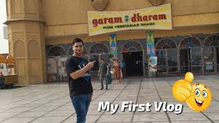 Garam Dharam Dhaba Murthal   Murthal Best Dhaba   My First Vlog
