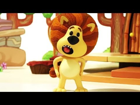 Raa Raa The Noisy Lion | Rumble in the Jungle | Full Episodes | Cartoon For Kids | Kids Movies 🦁