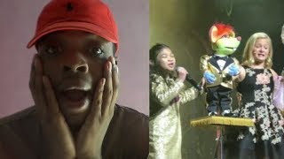 """Darci Lynne & Angelica Hale Perform """"With A Little Help From My Friends""""-REACTION"""