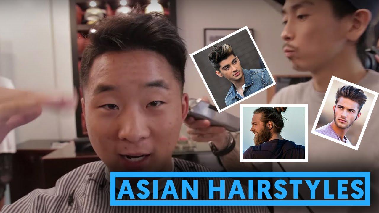 Man bun tutorial asian dating