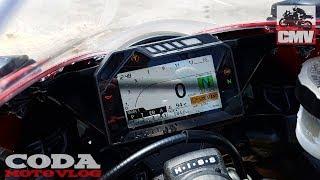Honda CBR1000RR SP2 Fireblade SC77 setup - CMV