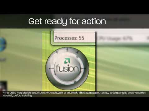 AMD Fusion - Get Ready for Gaming Action