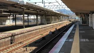 回9343M 115系D07編成(SETOUCHI TRAIN)幡生入場回送広島到着