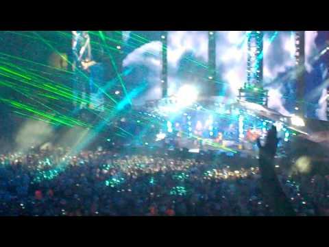 ELO Mr Blue Sky -  Wembley Stadium 24th June 2017
