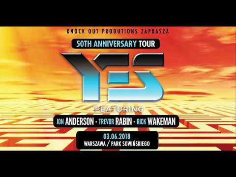 YES Featuring ARW 2018 Live In Warsaw Poland