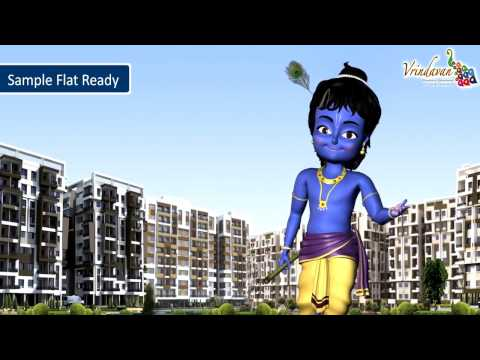 Vrindavan 111 Acres Township Residential Overview
