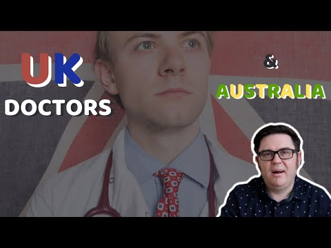 UK Doctor Jobs Australia