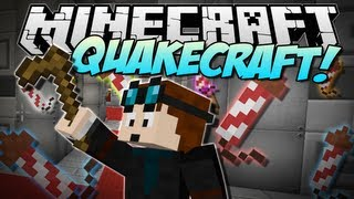 Minecraft Mini-Game | QUAKECRAFT! | Hypixel's Server