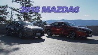 The 2018 Mazda6 - Motoring TV