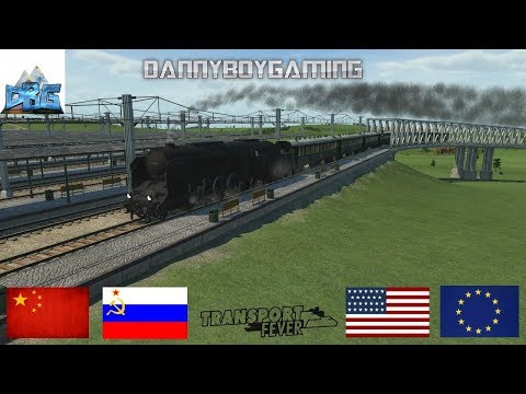 Transport Fever The Mods EP 58 The Austria To Germany Express