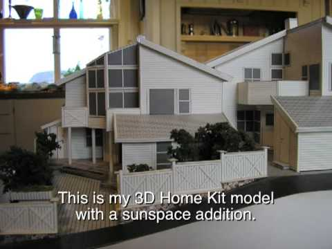 3d Home Kit Model Of My House In Norway Youtube