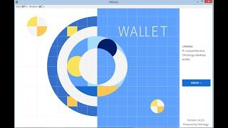How to Stake ONT Tokens to Earn Passive Income (ONG) with the OWallet