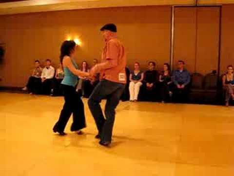 Mr. Jonathan and Kim take first