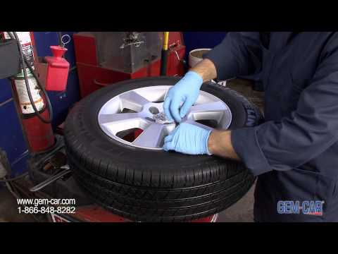 How does the Tire Pressure Monitoring System work ? - Powered by GEM-CAR