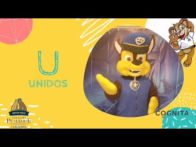 Happy Students ´day! – Pumahue Curauma Ciclo E. Pavularia