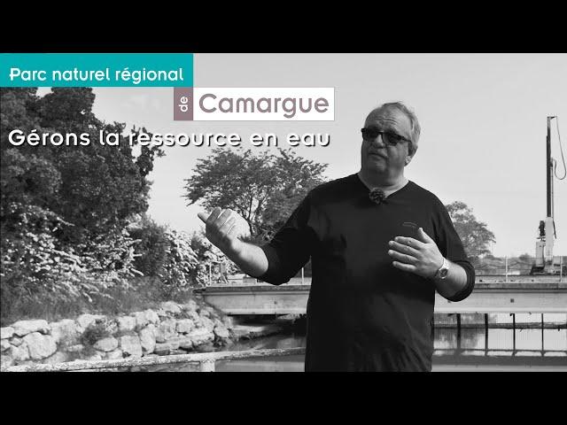 Contrat de delta Camargue : gestion de la ressource (4/10)