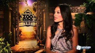 Kevin James, Leslie Bibb And Rosario Dawson Talk Zoo Keeper