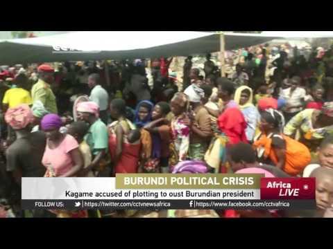 Burundi Political Crisis: UN report accuses Rwanda's Kagame of meddling