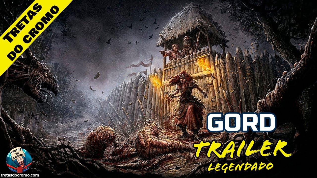 Ex-Produtor da CD Projekt Red vai lançar novo jogo (Gord) e já tem trailer