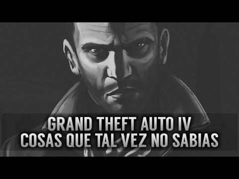 22 Cosas que tal vez no sabías de Grand Theft Auto IV