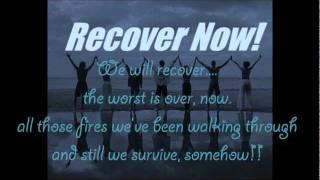 Recover ~ Natasha Bedingfield w/ LYRICS
