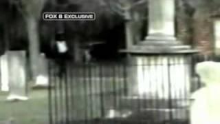 Savannah Georgia Cemetery Ghost - Little Boy
