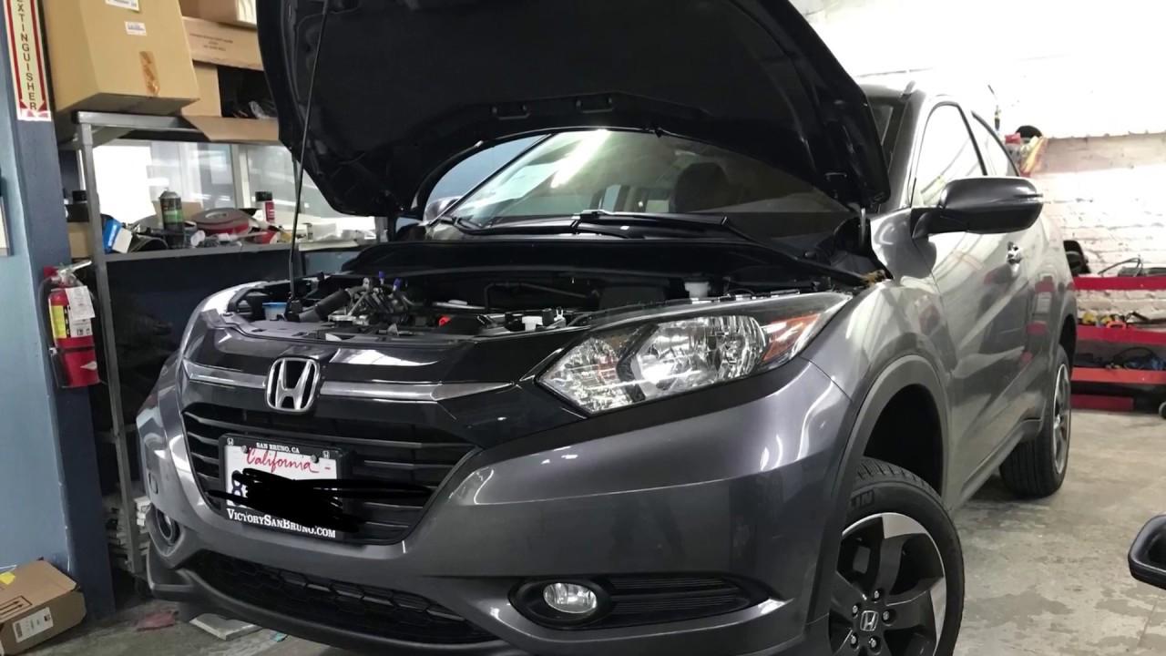 How to remove 2018 Honda HR-V side skirt rocker panel - Shop ... Acura Vs Mbtech on