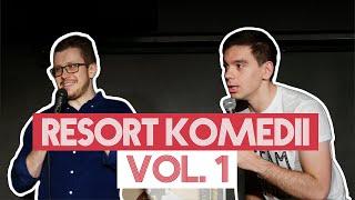 Rejent i Jurkiewicz prezentują Resort Komedii - S01E01   Stand-up Polska