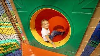 [Part 3/3] Leo's Lekland Indoor Playground Fun for Kids (Växjö)