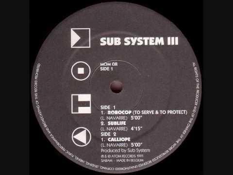 SUBSYSTEM III - SUBLIFE  (1991)