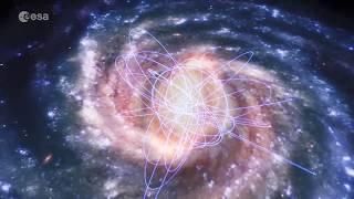 ESA Gaia mission results : GAIA CREATES  STAR MAP OF OUR GALAXY